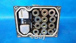 00-01 BMW X5 ABS PUMP Anti-Lock Brake Pump Control Unit Module 0 265 950 004