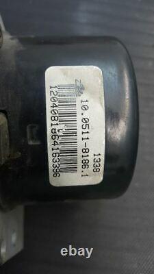 01 02 Nissan Xterra 4x2 Abs Pump Anti-lock Brake Pump Oem 47660-7z600