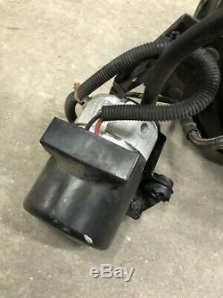 01-03 BMW E46 M3 ABS Anti Lock Brake Pump Booster Master Cylinder