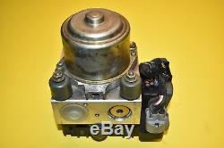 02 03 04 Mitsubishi Montero Sport ABS Anti Lock Pump Brake Control Module OEM