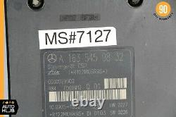 02-05 Mercedes W163 ML350 ML500 ML55 AMG ABS Anti Lock Brake Pump Module OEM