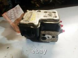 02 Chevy Chevrolet Avalanche 1500 Anti-lock Brake ABS Pump Wheel ABS WithO Trac