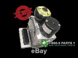 03-04 Mercedes E SL Class SBC ABS Anti-Lock Brake Pump Controller Module OEM