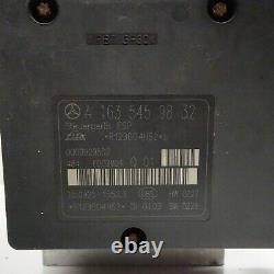 03-05 Mercedes W163 ML350 ML500 ML55 AMG ABS Anti Lock Brake Pump Module OEM //