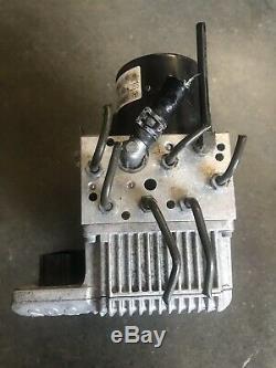 03-06 Mercedes E320 E500 Hydraulic Anti-lock Brake Abs Pump Motor