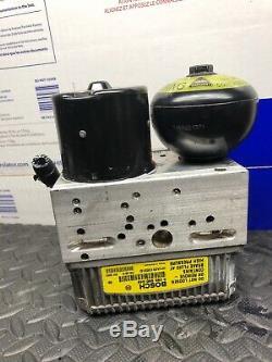 03-06 Mercedes E320 E500 Hydraulic Anti-lock Brake Abs Pump Motor A0084313812