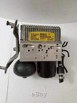 03-06 Mercedes E320 E500 Sbc Abs Pump Module 0084319812 0265250155 0265960044