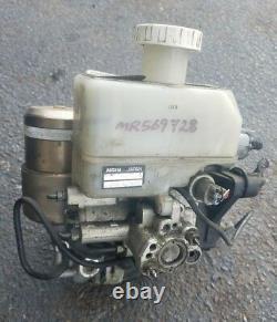03-06 Mitsubishi Montero Limited ABS Anti-Lock Brake Pump Hydro Booster MR569728
