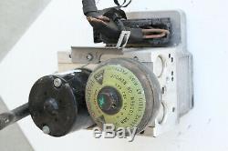 03-08 Mercedes W211 E500 SL500 ABS SBC Anti Lock Brake Module 0 265 960 019