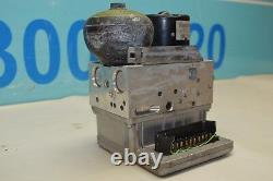 03-09 R230 Mercedes Sl550 Sl500 Sl600 Sbc Anti-lock Brake Abs Pump 0054317212