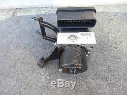 04-06 BMW E46 M3 ABS Anti Lock Brake Pump 2282250 & Module 2282249 OEM 2392