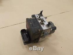 04-08 Audi A8 Quattro ABS Anti Lock Brake System ABS Pump Module OEM 4E0614517