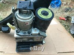 04-09 TOYOTA Prius Hybrid Anti Lock Brake ABS Control Module Pump 4451047050
