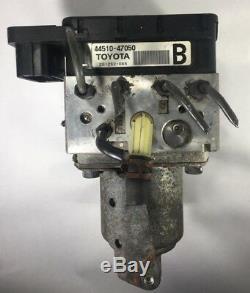 04-09 Toyota Prius Abs Anti-lock Brake Pump Actuator Assembly 04 05 06 07 08 09
