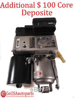 04-09 Toyota Prius Abs Anti-lock Brake Pump Actuator Assembly