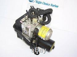 06-08 Lexus Rx400h Toyota Highlander Hybrid Abs Pump Anti-lock Brake Assembly