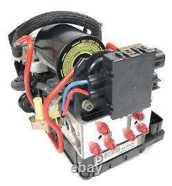 07-15 Lexus LS460 LS600H Anti Lock ABS Brake Pump Booster Assembly 44510-50070