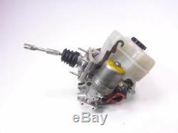 07 Toyota Fj Cruiser Abs Anti-lock Brake Pump Master Cylinder Booster 2007