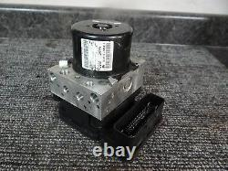 09 10 2009 2010 Mazda 3 ABS Pump Anti Lock Brake Module Part 8V61-2C405-AF