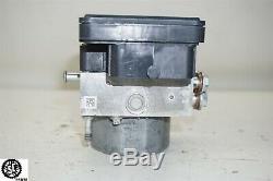 09-19 Harley Touring Ultra Limited Anti Lock Abs Brake Pump Unit 41100061B