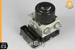 10-13 Mercedes W221 S550 CL63 AMG ABS Anti Lock Pump Brake Module 2219012700 OEM