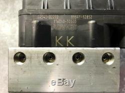 12-13 Toyota Corolla 1.8l Abs Anti Lock Brake Pump Master Cylinder Controller