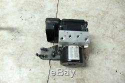 12 BMW R1200RT R 1200 R1200 RT ABS antilock brake pump module anti-lock
