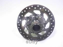 12 Ducati Diavel Rear Axle Brake Disc Rotor ABS Anti Lock Brake Sensor Ring Kit