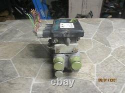 1995-1997 Lincoln Continental Abs Anti Lock Brake Pump Actuator Module Oem