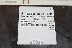 2000-2001 Mercedes-Benz ML320 ML430 ABS Module Anti Lock Brake System Computer