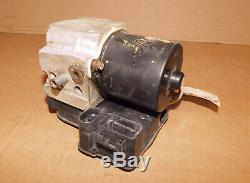 2001 02 GMC Sierra 1500 Yukon Yukon XL Anti-Lock Brake ABS Pump OEM AWD WithO ABC