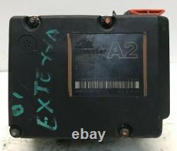 2001 2002 Nissan Xterra 2.4L / 3.3L ABS Anti-Lock Module 47660 7Z600 #7945