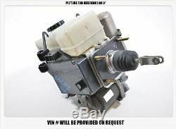 2001-2002 Toyota 4runner Abs Anti-lock Brake Pump Master Cylinder 47050-35010
