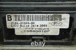 2002-2004 Ford F250 F350 Super Duty Anti-Lock ABS Brake Pump 4X4
