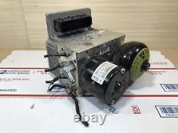 2003 2004 2005 2006 Mercedes Benz Cls500 Anti-lock Abs Brake Pump Module Oem
