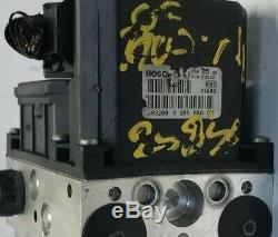 2003 2004 Audi A4 ABS Anti-Lock Brake Pump Module 0 265 225 048