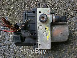 2003 2004 Audi A8 4.2L ABS Anti Lock Brake Pump 4E0614517E 51103