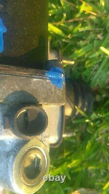2003-2006 Mitsubishi Montero Abs Anti Lock Brake Hydro Booster Master Cylinder