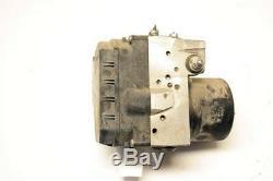 2004 2007 Toyota Highlander Anti Lock Abs Brake Pump Assembly Awd