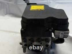 2004-2007 Toyota Highlander Fwd Anti Lock Abs Brake Pump Assembly 44540-48090