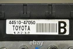 2004-2009 TOYOTA PRIUS Genuine OEM Anti Lock Brakes ABS Pump 44510-47050