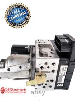 2004-2009 Toyota Prius Abs Anti-lock Brake Pump Actuator