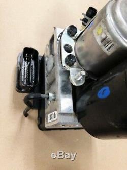 2004 2009 Toyota Prius Abs Anti-lock Brake Pump Actuator Assembly 44510-47050