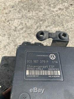 2004 MK4 VW Volkswagen Golf R32 ABS Anti Lock Brake Pump OEM