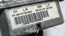 2005-2008 Gm Chevrolet Corvette C6 Z06 Abs Anti Lock Brake Pump Unit Oem 9350 B5