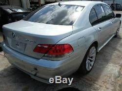 2006 2007 2008 BMW 750i 760i ALPINA ANTI LOCK ABS BRAKE PUMP ASSEMBLY