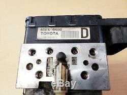 2006-2008 RX400h Toyota Highlander Hybrid Abs Anti-Lock Brake Pump Assembly