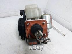 2006 2010 Hummer H3 Abs Anti Lock Brake Pump Master Cylinder Booster Assembly