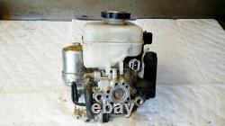 2006-2010 Hummer H3 Abs Anti-Lock Brake Pump Master Cylinder Booster Assembly