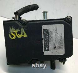 2006 Toyota Camry 2.4L A/T ABS Anti Lock Brake Pump Module 44510-06080-A